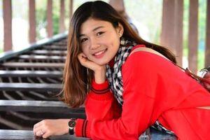 Nhan sắc vận động viên đua thuyền 9X dự thi Hoa hậu Bản sắc Việt 2019