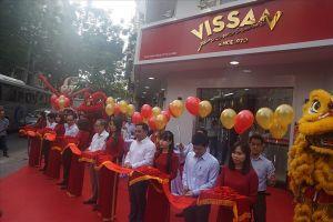 Vissan ra mắt thịt heo thảo mộc và khai trương cửa hàng Vissan Premium
