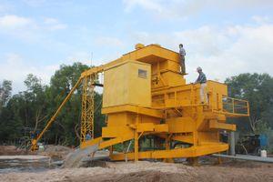 Đưa công nghệ chế biến cát biển ra đảo Phú Quốc thành công