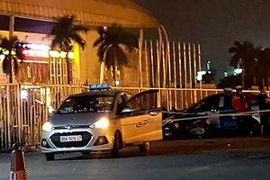 Trích xuất dữ liệu GPS vụ tài xế taxi bị cứa cổ tử vong trước sân Mỹ Đình