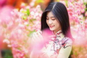 Đã mât ngắm Miss Teen Nam Phương diện áo dài cực xinh đón Xuân mới