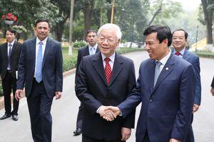 Tổng Bí thư, Chủ tịch nước Nguyễn Phú Trọng: 'Học tập Bác là học cách làm người'