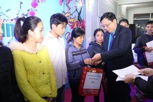 Nam Định: Nhiều công đoàn cơ sở tổ chức Tết Sum vầy cho công nhân