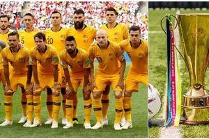 Australia có thể được dự AFF Cup 2020