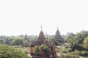 Ghé thăm Bagan - miền đất cổ tĩnh lặng