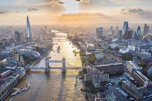 Giá nhà đất ở London đang lao dốc