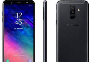 Smartphone Samsung Galaxy A6+ bản 2018 giảm giá tiền triệu