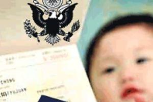 Truy tố đường dây đưa người Trung Quốc sang Mỹ sinh đẻ