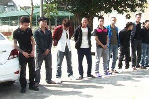 Hà Tĩnh: Hai nhóm 'tín dụng đen' bắn nhau vì tranh giành xe ô tô cầm cố
