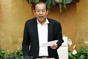 Đề nghị xử lý trách nhiệm đảng viên với Chủ tịch UBND huyện Hoài Đức