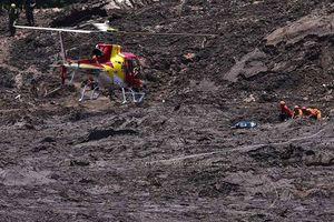 Số người chết trong thảm họa vỡ đập ở Brazil tăng lên 115