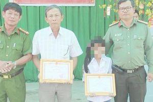 Khen đột xuất hiệu trưởng tố cáo gã cha dượng hiếp dâm con riêng của vợ