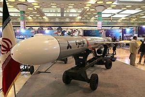 Iran trình làng tên lửa hành trình tầm xa mới