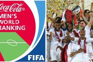 Vô địch Asian Cup, tuyển Qatar tăng 38 bậc trên BXH FIFA