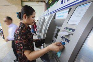 Phạt ngân hàng để ATM thiếu tiền, không hoạt động dịp Tết Kỷ Hợi 2019