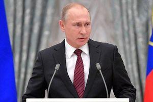 Đáp trả Mỹ, ông Putin lệnh dừng tuân thủ hiệp ước hạt nhân