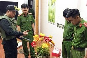Bản lĩnh 'thép' Đại đội trưởng Cảnh sát cơ động xứ Nghệ