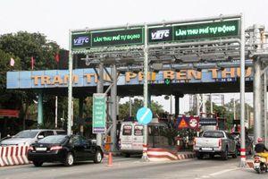 2 trạm BOT ở Nghệ An vẫn hoạt động bình thường trong dịp Tết