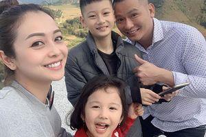 Ngỡ ngàng với vẻ ngoài xinh đẹp của con gái Jennifer Phạm