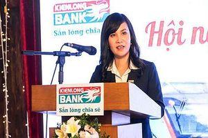 Tổng giám đốc KienlongBank đăng ký mua 500 nghìn cổ phiếu KLB