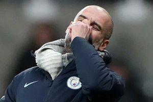 Pep Guardiola lên gân: 'Man City phải thắng Arsenal'