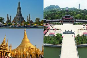Đầu năm du xuân Đông Nam Á ghé thăm những ngôi chùa linh thiêng nổi tiếng