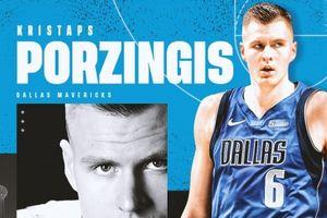 Kristaps Porzingis vẫn chưa thể thi đấu cho Dallas Mavericks mùa giải năm nay