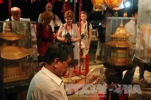 Đã có 50 làng nghề, cơ sở nghề tham gia Festival nghề truyền thống Huế 2019