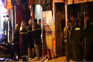 Hà Nội: Giải cứu bà bầu trong tay kẻ ngáo đá đòi đốt nhà