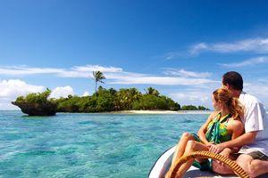 Kỳ nghỉ Valentine tuyệt vời ở đảo quốc Fiji cho các cặp đôi