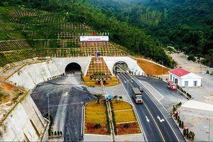 Toàn cảnh hầm Cù Mông 4.000 tỷ nối Bình Định - Phú Yên