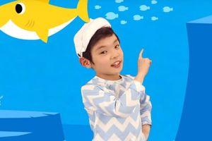Hiện tượng toàn cầu 'Baby Shark' lập kỳ tích, sánh ngang hit BTS, PSY