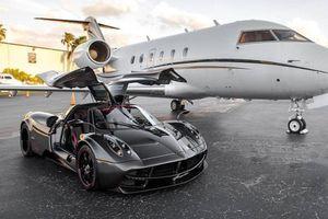 Những phụ kiện sang chảnh cho xe hơi của giới siêu giàu