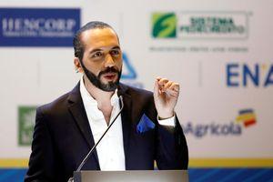 Bầu cử Tổng thống El Salvador: Ứng viên Nayib Bukele đang dẫn đầu