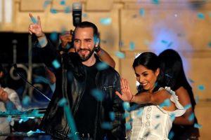 Ứng viên Nayib Bukele giành chiến thắng bầu cử Tổng thống El Salvador