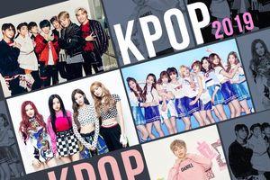 Được nhắc đến nhiều nhất trong năm tới: BTS, TWICE, BlackPink hay nhân tố nào khác đang đợi thời?