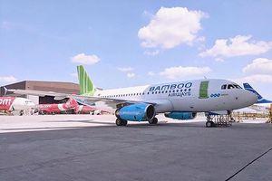 Bamboo Airways tăng cường thêm chuyến bay cho chặng TPHCM - Hà Nội dịp Tết