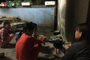 Tình người nơi 'Xóm chạy thận' tại thành phố Hạ Long