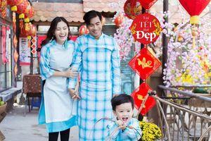 Diễn viên Ngọc Lan: 'Sau khi lấy chồng thì Tết không còn 'đáng sợ''