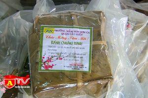 Bánh chưng Tranh Khúc - Văn hóa ẩm thực của người Hà Nội