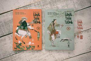 Hành trình ra biển lớn của bộ truyện đậm chất Việt 'Long thần tướng'