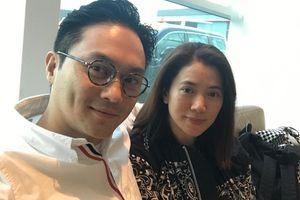 Hoa hậu Viên Vịnh Nghi và Trương Trí Lâm tới Nhật du lịch mùng 1 Tết