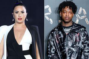 Demi Lovato bị chỉ trích vì đăng tweet chế nhạo rapper 21 Savage