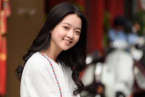 Lâm Thanh Mỹ: 'Đi học ít khi cười nên bị bạn bè nói chảnh'