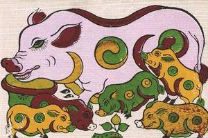 Hình tượng con lợn trong văn hóa của người Việt Nam