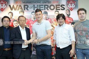 Đặng Văn Lâm có mặt tại Thái Lan, sẵn sàng hội quân cùng Muangthong United
