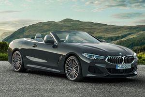 Cận cảnh siêu xe mui trần mạnh 523 mã lực của BMW