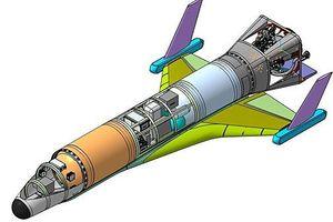 Nga phát triển máy bay vũ trụ siêu âm không người lái sử dụng nhiều lần, sẵn sàng đón Mỹ