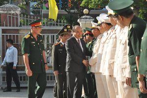 Thủ tướng xông đất Đà Nẵng ngày đầu năm mới