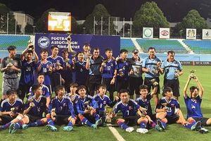 Đội bóng Việt Nam đá giải với Tottenham và Atletico Madrid tại Hà Lan